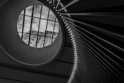 Milwaukee-Symphony-Orchestra-through-the-skylight-stairs-©Lauri-Novak