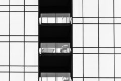 Black-White-Balconies-Chicago-©2019-Lauri-Novak