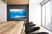 Arctic Ice in a modern meeting room