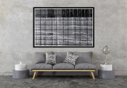 From-the-River-Map-Reflection-Over-Couch©2020-Lauri-Novak