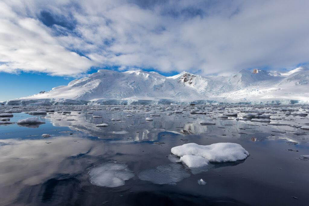 Charlotte's Bay Antarctica