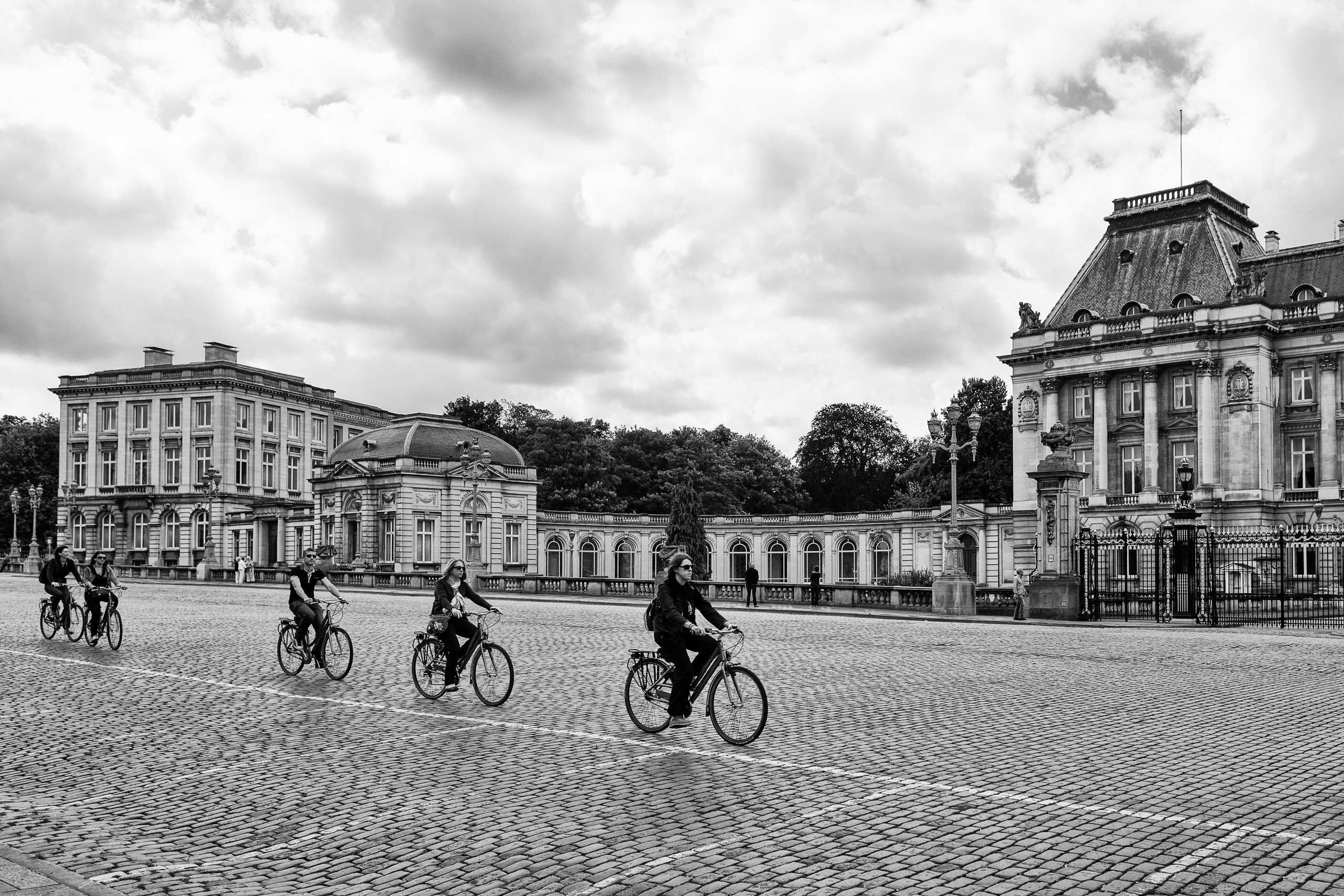 The Travel Section – Brussels