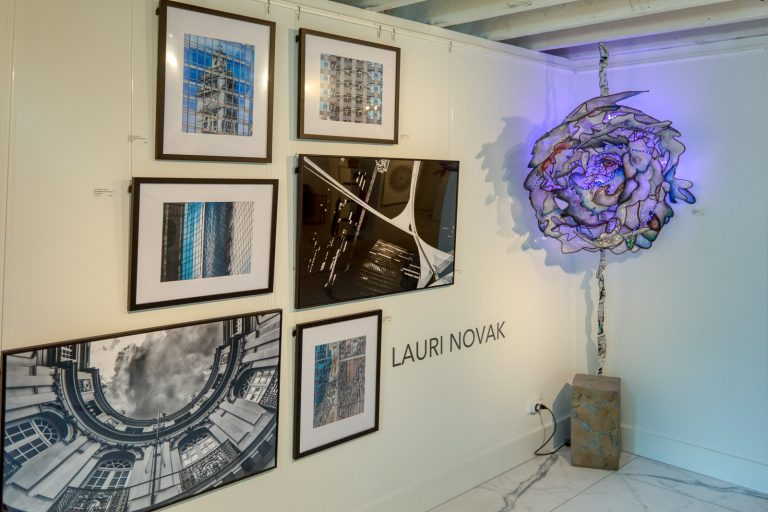Opening Receptions for Momentum