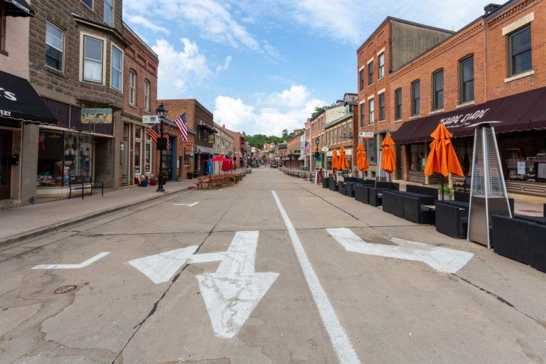 Galena, Illinois: Main Street